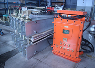 Explosion Proof Used Conveyor Belt Vulcanizer For Belt Splicing 1000 Mm