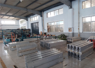 China Almex SVP 4558 Conveyor Belt Vulcanizing Machine With Automatic Control Box Working On Site company