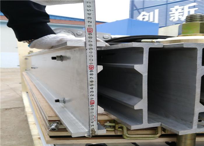 Fast Rubber Conveyor Belt Vulcanizing Machine / Flexible Conveyor