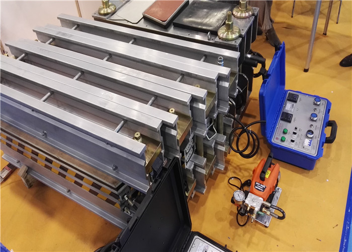 Hot Splicing Press Conveyor Belt Vulcanizing Equipment 1620mm×500mm Platen