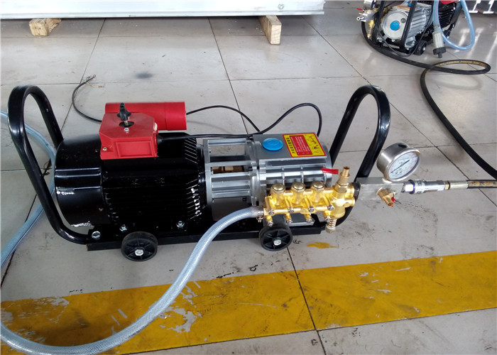 Hydraulic Press Conveyor Belt Vulcanizing Equipment With Electronic Pump