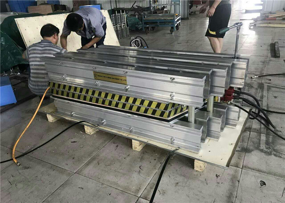 Automatic Control Conveyor Belt Vulcanizing Equipment For Coal Mines Industry