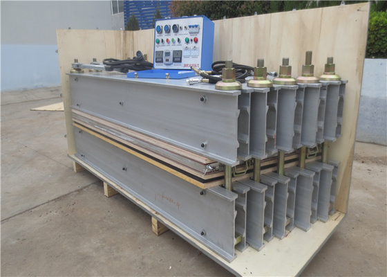High Strength Conveyor Belt Joint Machine With Aluminum Alloy Beams